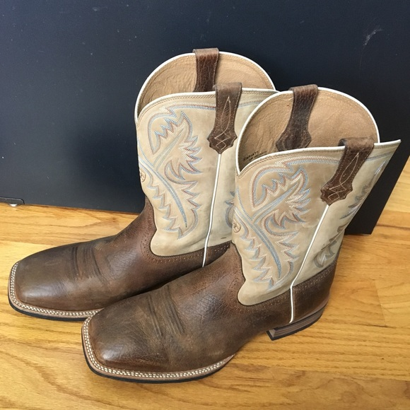 Ariat Quickdraw 11 Western Boots